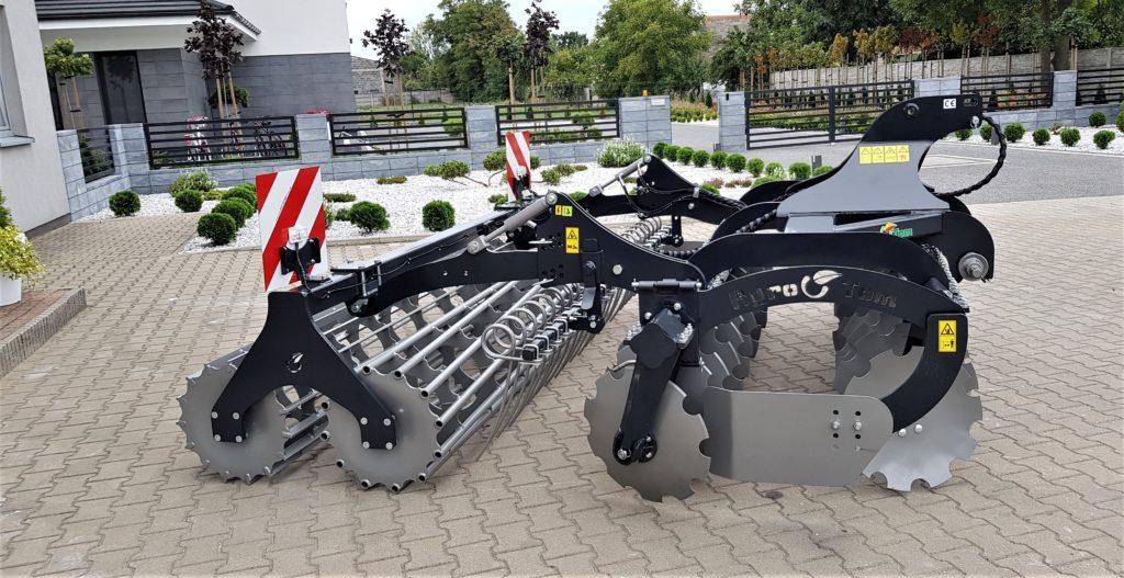 Дискова борона AT XL 9