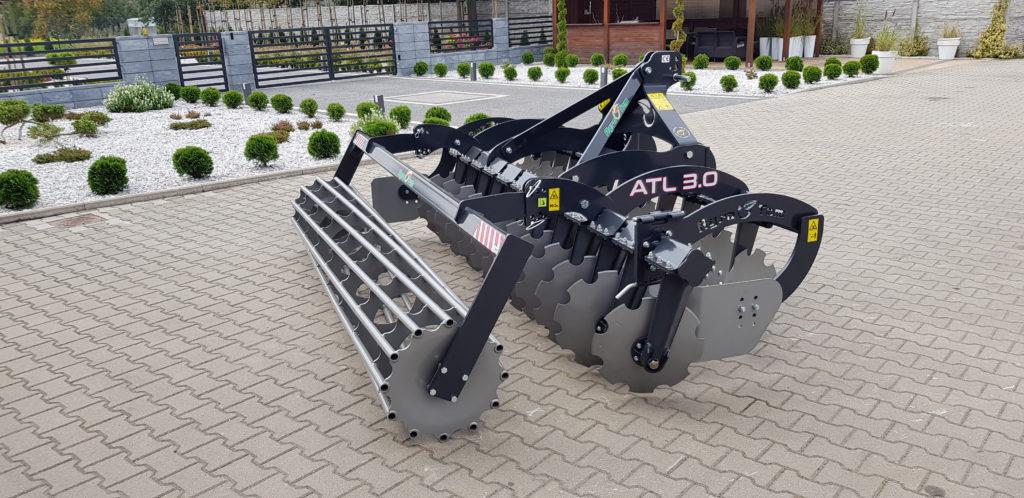 Дискова борона ATL 1