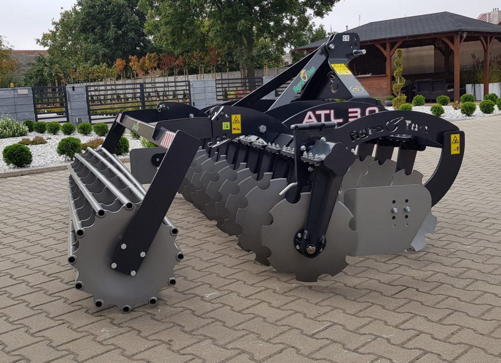 Дискова борона ATL 2
