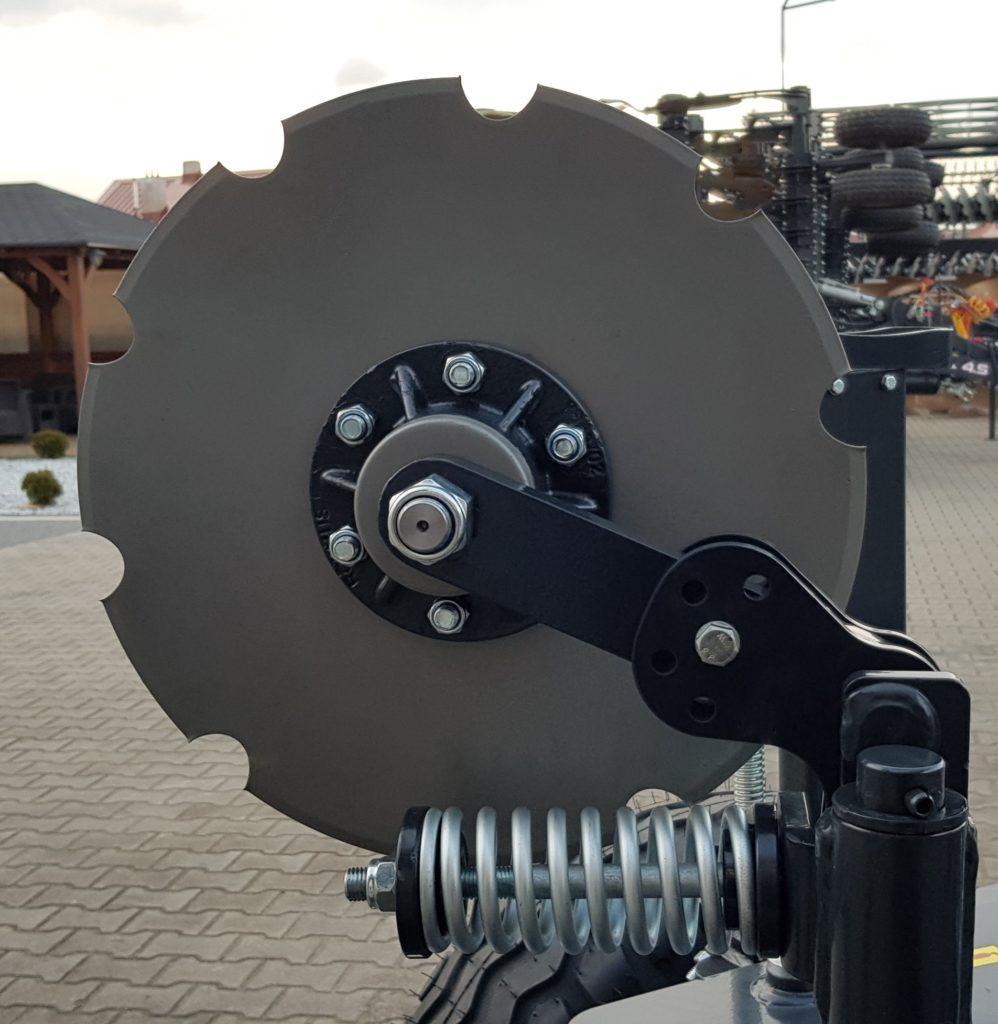 Плуг легкої конструкції DSL 29