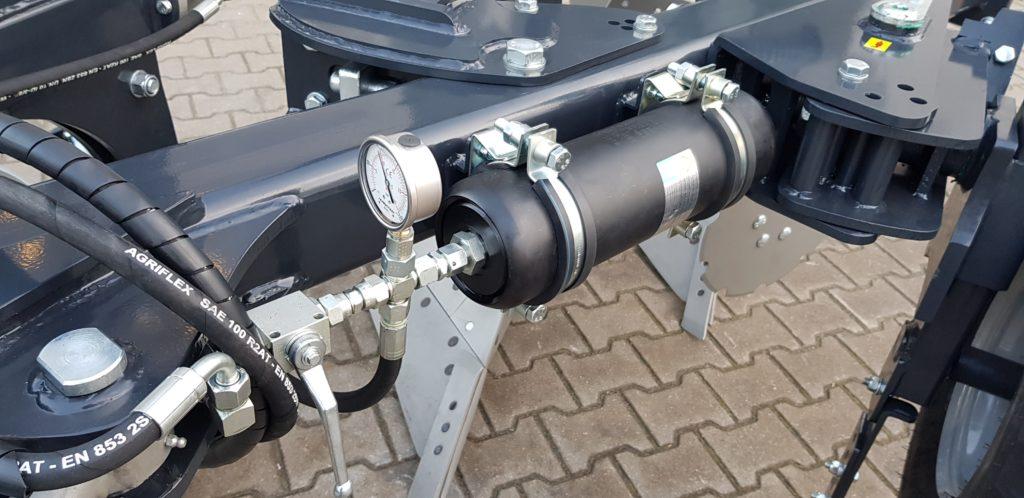 Плуг легкої конструкції DSL 30