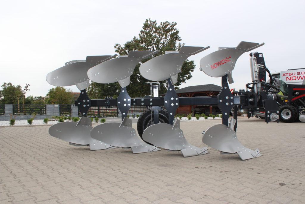 Плуг легкої конструкції DSL 7