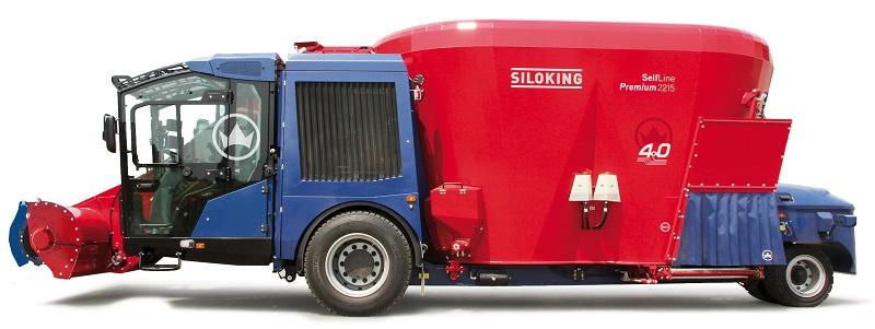 SILOKING SelfLine 4.0 Premium 2215 8
