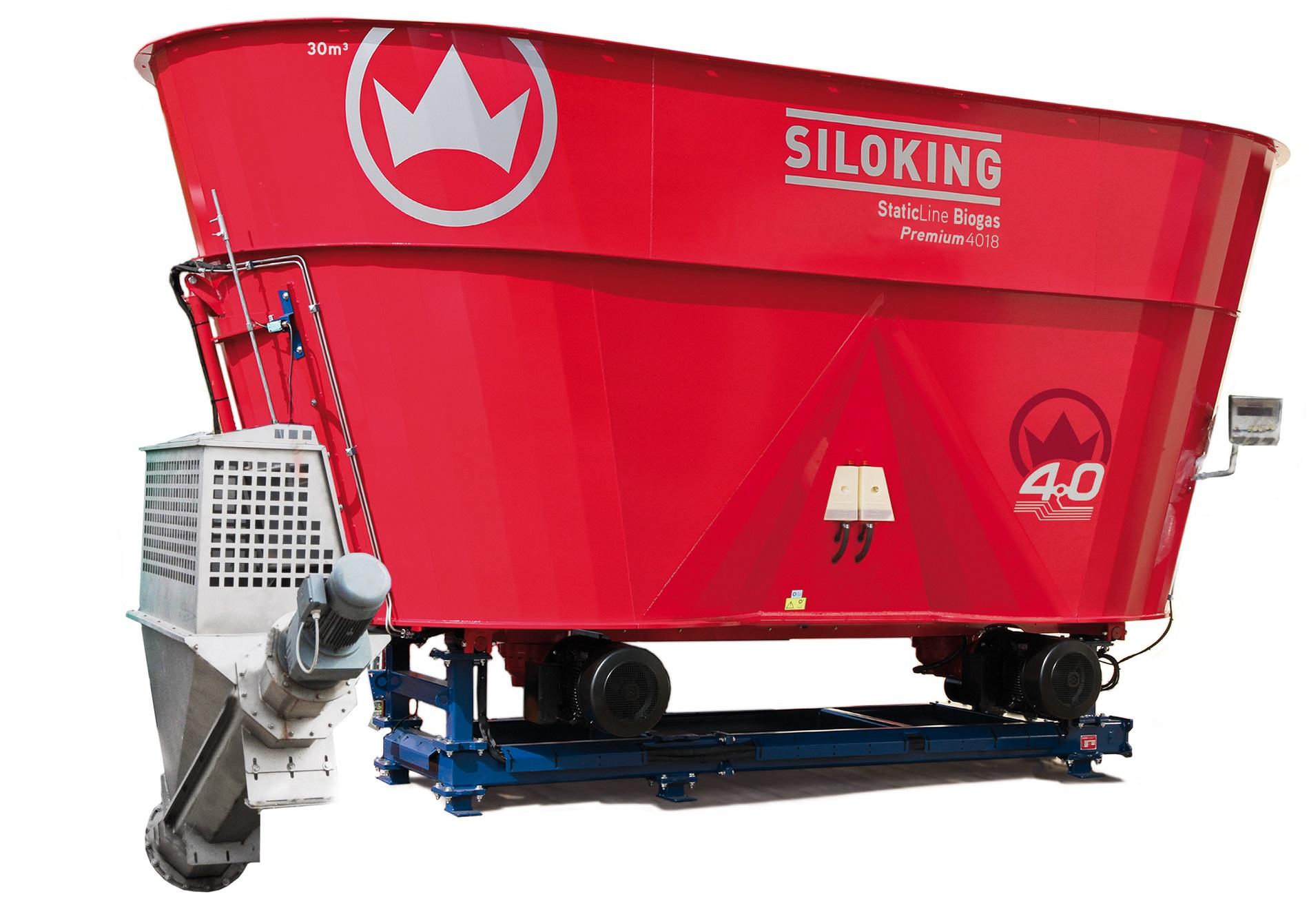 SILOKING StaticLine 4.0 Biogas 1