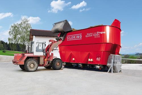 SILOKING StaticLine 4.0 Biogas 3