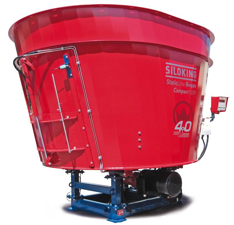 SILOKING StaticLine 4.0 Biogas 4