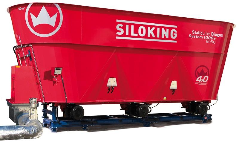 SILOKING StaticLine 4.0 Biogas 5
