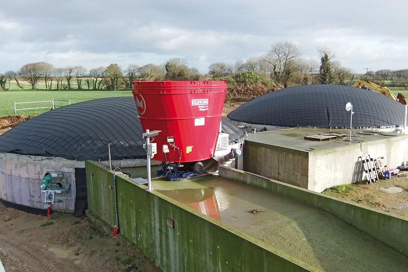 SILOKING StaticLine 4.0 Biogas 6