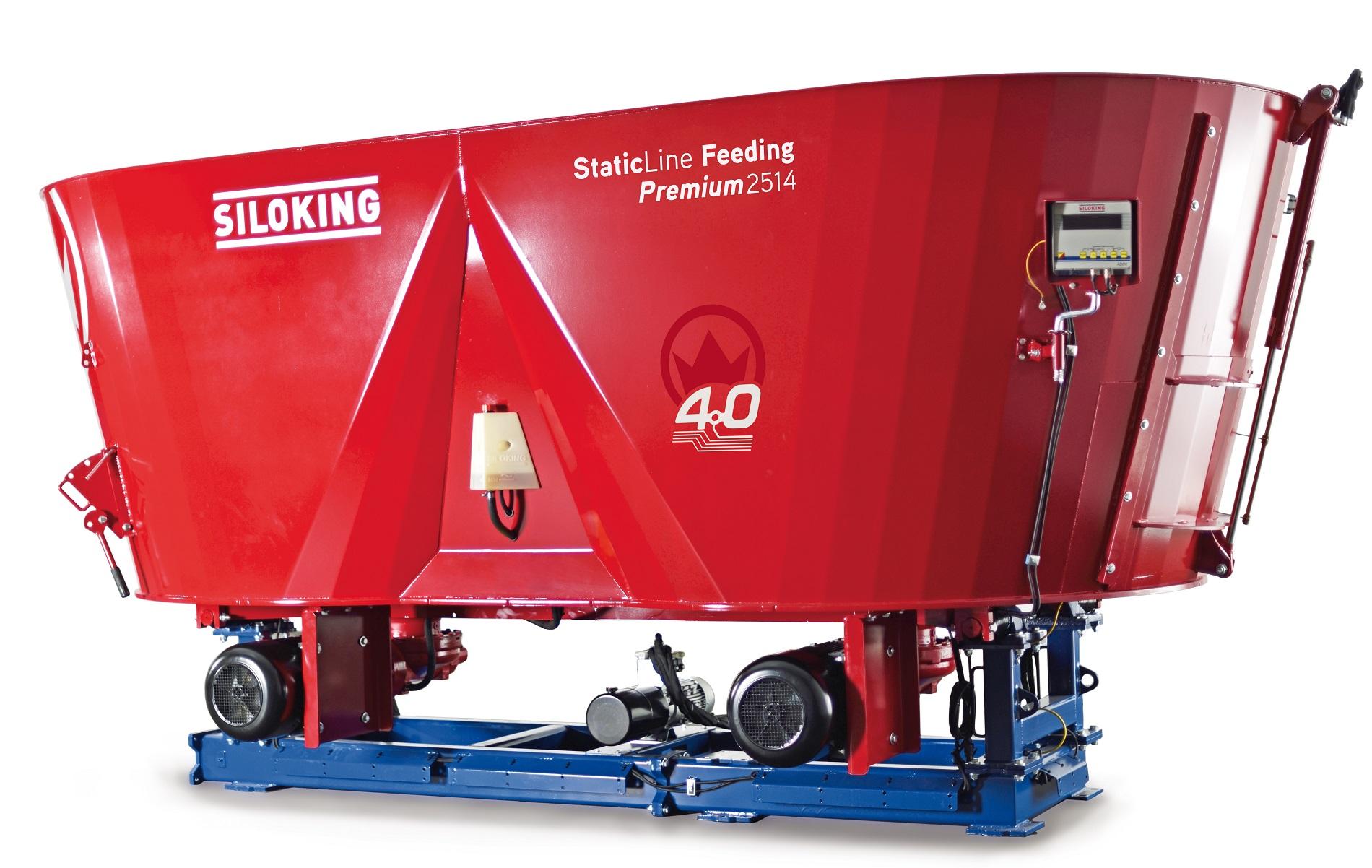 SILOKING StaticLine Feeding 4.0 1
