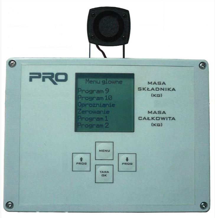 Електронні зважувальні системи 1