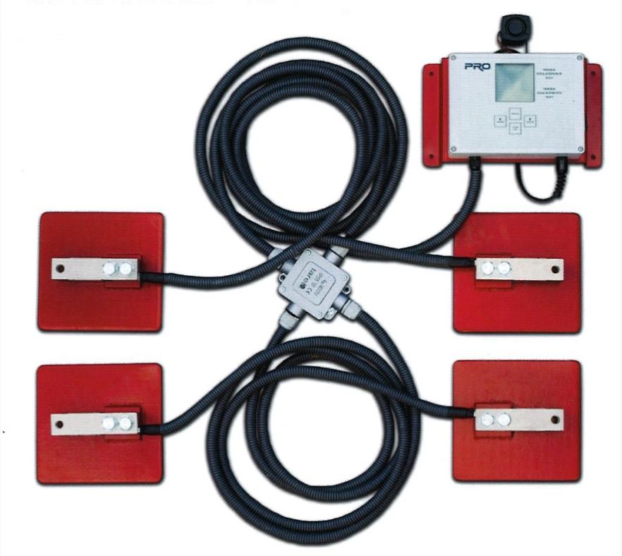 Електронні зважувальні системи 4